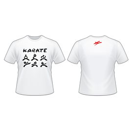 Playera Karate - marca WONG